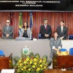Sessão solene da ALPB homenageia Humberto Lucena
