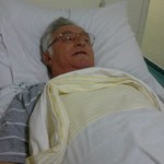 Frei Anastácio é submetido a cirurgia em JP