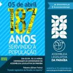 ALPB comemora 187 anos com sessão especial