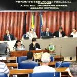 Sessão discute crimes contra bancos na Paraíba