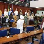 ALPB homenageia integrantes das religiões de matriz africana