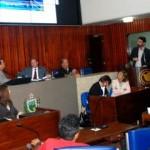 Sessão debate ações na área de Esportes