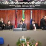 ALPB homenageia prefeita com Prêmio de Administração Sustentável