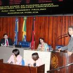 Audiência pública debate melhorias no sistema carcerário