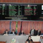 ALPB mantém oito vetos do Poder Executivo em esforço concentrado