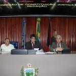 CCJ debate promoções de servidores concursados da Saúde