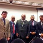Raniery representa AL em encontro da Comissão da Reforma Política na Unale