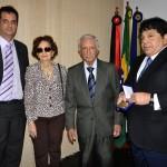 ALPB homenageia desembargador Rivando Bezerra com a Medalha Epitácio Pessoa