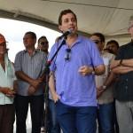 Deputados participam de inaugurações no Vale do Piancó