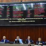 Assembleia instala Comissão de Constituição, Justiça e Redação