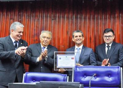 170317 - Paulo Maia da OAB recebe título de cidadania paraibana - ©nyll pereira-07