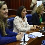 Assembleia Legislativa celebra participação feminina no Dia Internacional da Mulher