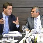 Deputados se reúnem com presidente do TJPB para debater sobre extinção de Comarcas na Paraíba