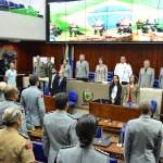 Assembleia realiza Sessão Especial em homenagem ao centenário do Corpo de Bombeiros