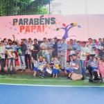 Alunos da Escola do Legislativo participam de comemorações ao Dia dos Pais