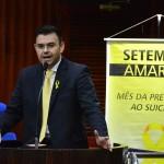 Assembleia Legislativa alerta população sobre prevenção do suicídio