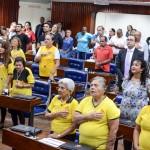 Assembleia realiza Sessão Especial em comemoração ao Dia Nacional de Luta da Pessoa com Deficiência