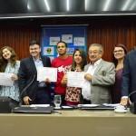 Assembleia celebra dez anos do Curso de Formação Política da Fundação Ulisses Guimarães