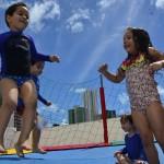 Creche Pré-Escola da Assembleia Legislativa realiza atividades em comemoração ao Dia das Crianças