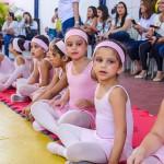 Creche e Pré-Escola da Assembleia realiza festival de música e dança