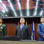Assembleia concede título de Cidadania Paraibana ao comandante do 15º BIMtz