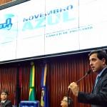 Novembro Azul – Assembleia realiza Sessão Especial para debater importância do diagnóstico precoce do câncer de próstata