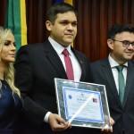 Assembleia Legislativa concede Título de Cidadão Paraibano a Lucas Sá de Oliveira