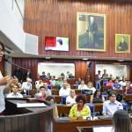 Assembleia discute uso e gestão das águas do Projeto de Integração do Rio São Francisco