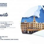 Gervásio inaugura iluminação natalina do Centro Administrativo da ALPB nesta segunda-feira