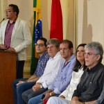 Deputados participam de lançamento do ciclo 2018 do Orçamento Democrático Estadual