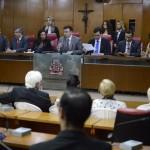 Assembleia relembra trajetória política de Humberto Lucena