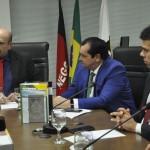 Assembleia discute transposição do São Francisco com Ministro da Integração Nacional