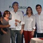 Em Guarabira – Gervásio participa da abertura da feira do empreendedor