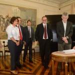 Deputados participam do lançamento do Programa Paraíba Transparente