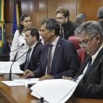 Nome de Rômulo Gouveia para Centro de Saúde da Assembleia é aprovado por unanimidade