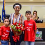 Assembleia concede Título de Cidadania Paraibana à campeã mundial de basquete Janeth dos Santos