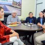 Presidente da ALPB visita secretário e garante apoio a projeto que beneficia produtores rurais