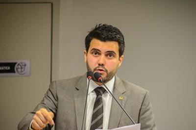 Deputado Wilson Filho (Foto: Nil Pereira)