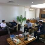 ALPB discute parcerias com Assembleia Legislativa do Ceará