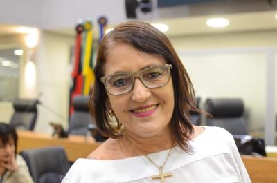 Arlenilde Aguiar obteve 21 votos. Foto: Nil Pereira