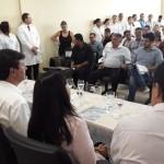 Deputados acompanham visita de ministro a hospitais e defendem mais recursos na saúde da Paraíba