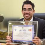 ALPB aprova voto de pesar pelo falecimento de Gabriel Diniz