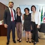 ALPB e OAB discutem parcerias na área de energias renováveis