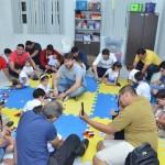 Creche da ALPB comemora Dia dos Pais e aproxima famílias aos alunos