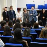 Conhecendo o Legislativo: Estudantes de Direito da UFPB são recepcionados por deputados na ALPB