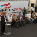 Assembleia participa de lançamento da '1ª Corrida Paraíba pela Paz'