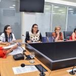 CPI do Feminicídio debate crimes contra mulheres com movimentos sociais, UFPB e delegadas