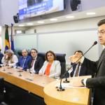 ALPB concede Medalha de Honra ao Mérito ao procurador Telmo Lemos Filho