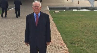 Aos 83 anos, pai do deputado Lindolfo Pires, Homero Pires, morre de complicações da Covid-19